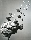 Το νερό στις νευρικές ίνες του εγκεφάλου και η άνοια