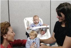 Η διανοητική καθυστέρηση του παιδιού και οι οχτώ πρώτοι μήνες της ζωής